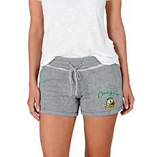 Officially Licensed NCAA Concepts Sport Ladies' Knit Short - Oregon