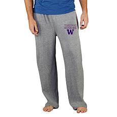 Officially Licensed NCAA Concepts Sport Men's Knit Pant - Washington