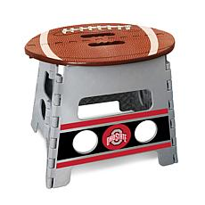 Officially Licensed NCAA Folding Step Stool - Ohio State University