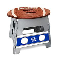 Officially Licensed NCAA Folding Step Stool - University of Kentucky