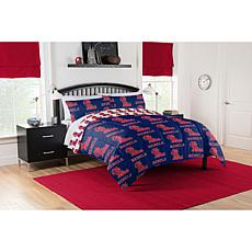 Officially Licensed NCAA Full Bed in a Bag Set - Mississippi Ole Miss