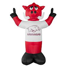 Officially Licensed NCAA Inflatable Mascot - Arkansas