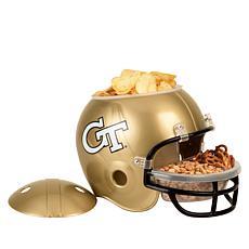 Officially Licensed NCAA Plastic Snack Helmet