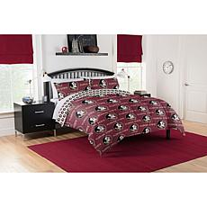 Officially Licensed NCAA Queen Bed Set - Florida State Seminoles