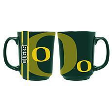 Officially Licensed NCAA Reflective 11 oz. Coffee Mug - Oregon