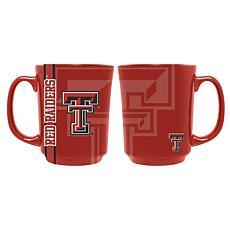 Officially Licensed NCAA Reflective 11 oz. Coffee Mug - Texas Tech