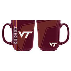 Officially Licensed NCAA Reflective 11 oz. Coffee Mug - Virginia Tech