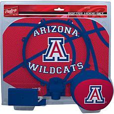 Officially Licensed NCAA Slam Dunk Softee Hoop Set - Arizona