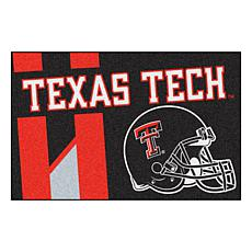 Officially Licensed NCAA Uniform Rug - Texas Tech University
