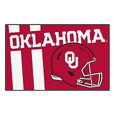 Officially Licensed NCAA Uniform Rug - University of Oklahoma