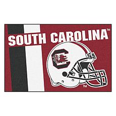 Officially Licensed NCAA Uniform Rug - University of South Carolina
