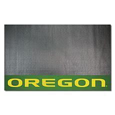 Officially Licensed NCAA Vinyl Grill Mat - University of Oregon