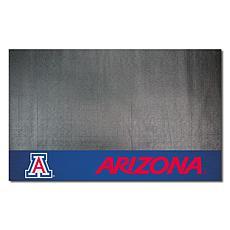 Officially Licensed NCAA Vinyl Grill Mat - University of Arizona