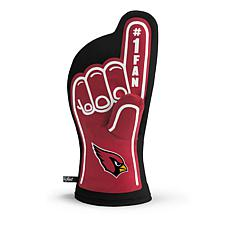 Officially Licensed NFL #1 Fan Oven Mitt - Arizona Cardinals