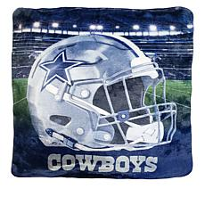 "Officially Licensed NFL 16"" x 16"" Light Up Pillow"