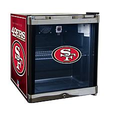 Officially Licensed NFL 1.8 cu. ft. Refrigerator