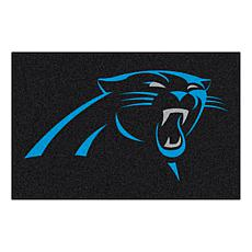 """Officially Licensed NFL 19"""" x 30"""" Rug - Carolina Panthers"""