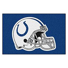 "Officially Licensed NFL 19"" x 30"" Rug - Indianapolis Colts"