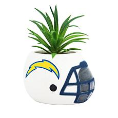 Officially Licensed NFL 2-pack Planter - Los Angeles Chargers