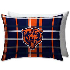 """Officially Licensed NFL 20"""" x 26"""" Plush Bed Pillow - Chicago Bears"""