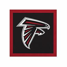 "Officially Licensed NFL 23"" Felt Wall Banner - Atlanta Falcons"