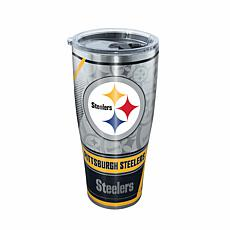 Officially Licensed NFL 30oz. Stainless Tervis Edge Tumbler - Steelers