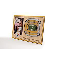 3bb0c6fa2c323 Officially Licensed NFL 3D StadiumViews Picture Frame