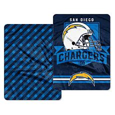 Officially Licensed NFL 60 x 80 Cloud Throw