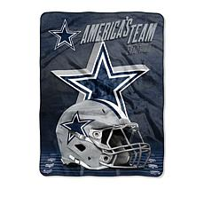 "Officially Licensed NFL 60"" x 80"" Team Pride Throw"