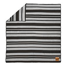 Officially Licensed NFL Acrylic Stripe Throw Blanket - Eagles