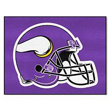 Officially Licensed NFL All-Star Mat - Minnesota Vikings