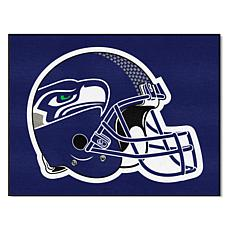 Officially Licensed NFL All-Star Mat - Seattle Seahawks
