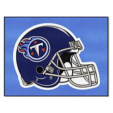 Officially Licensed NFL All-Star Mat - Tennessee Titans