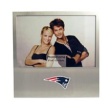 huge selection of fb502 e9842 Officially Licensed NFL Aluminum Picture Frame - New England Patriots