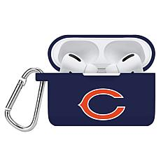 Officially Licensed NFL Apple AirPods Pro Battery Case Chicago Bears