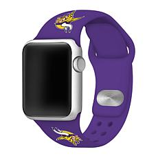 Officially Licensed NFL Apple Watch Sport Band 38/40mm - Vikings