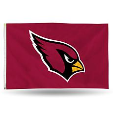 Officially Licensed NFL Banner Flag - Cardinals