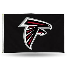 Officially Licensed NFL Banner Flag - Falcons