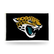 Officially Licensed NFL Banner Flag - Jaguars