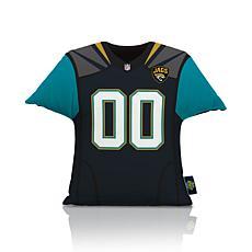Officially Licensed NFL Big League Jersey Pillow- Jacksonville Jaguars