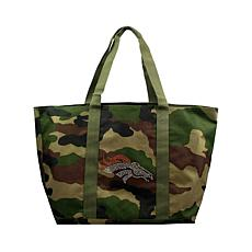 Officially Licensed NFL Camo Tote - Broncos