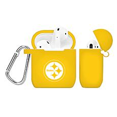 Officially Licensed NFL Case for AirPod Battery Case - Pit. Steelers