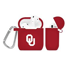Officially Licensed NFL Case to AirPod Case - Oklahoma Sooners - Red
