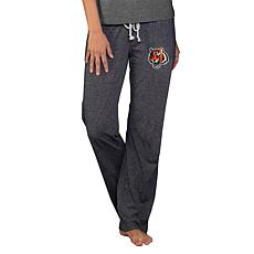 Officially Licensed NFL Concepts Sport Quest Ladies Knit Pant-Bengals