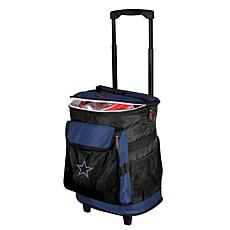 Officially Licensed NFL Dallas Cowboys Rolling Cooler