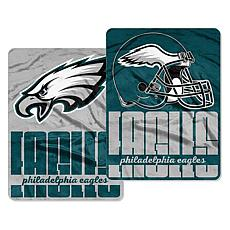 686c59a9 Officially Licensed NFL Double-Sided Silk Touch Throw by Northwest