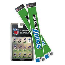 Officially Licensed NFL Electric Football Figures