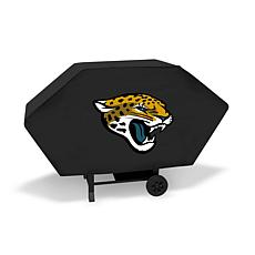 Officially Licensed NFL Executive Grill Cover - Jaguars