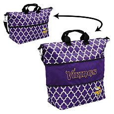 Officially Licensed NFL Expandable Tote