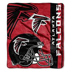 Officially Licensed NFL Fullback Micro Raschel Throw by Northwest